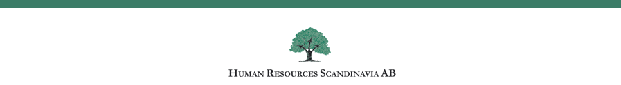 Human Resources Scandinavia AB